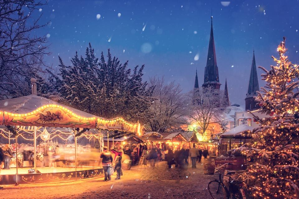 Коледни базари в Прага и Дрезден - полет от Варна - 16.12.2021 г.