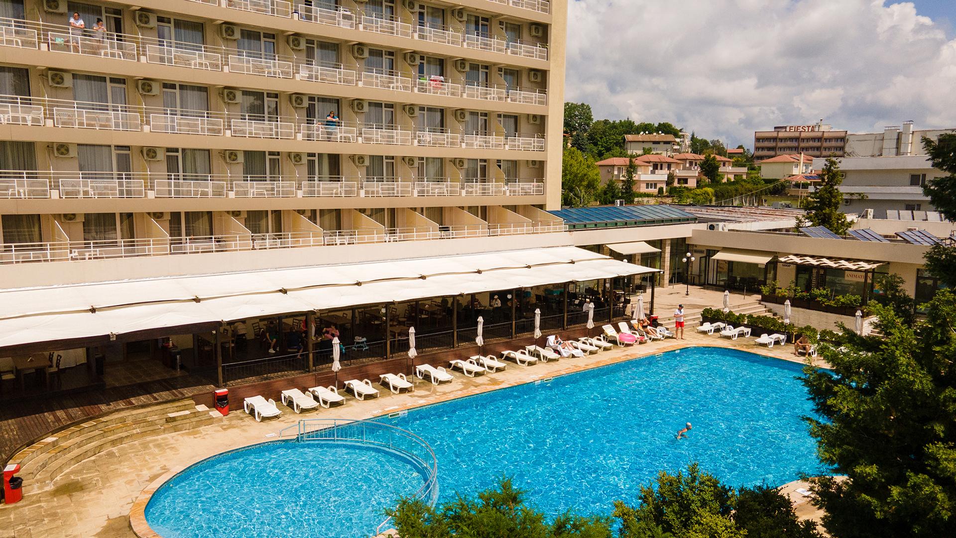 Морска почивка в хотел Детелина 3*, Чайка, Златни пясъци