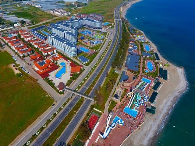 Почивка в Анталия - Алания - Eftalia Ocean Hotel 5* - полет от Варна