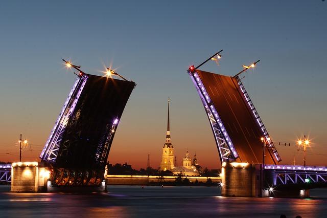 Класически Санкт Петербург - от София - 31.07.2021 г.