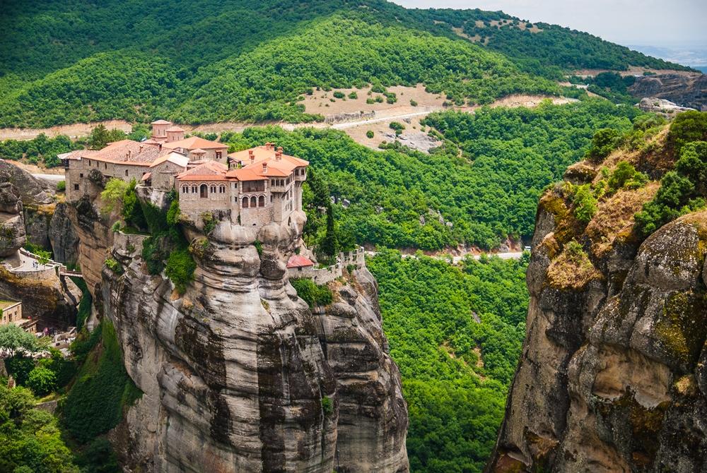 Чудните манастири - Солун и Метеора