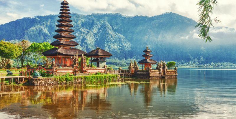 Нова Година в Сингапур и остров Бали