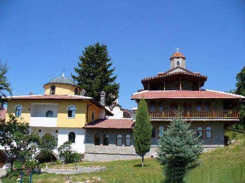 Ресиловски Манастир и Сапарева Баня - еднодневна екскурзия!