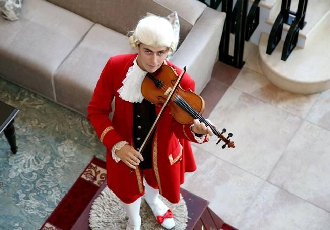 Моцартови празници 2020 -  РИУ Правец Ризорт 4*: Слушай Моцарт под зведите!