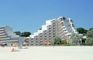Албена на плажа х-л Мура ***