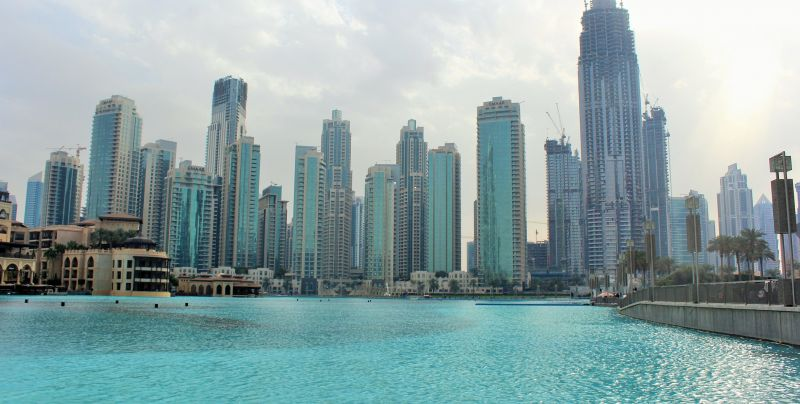 Нова Година в Дубай с чартър от София