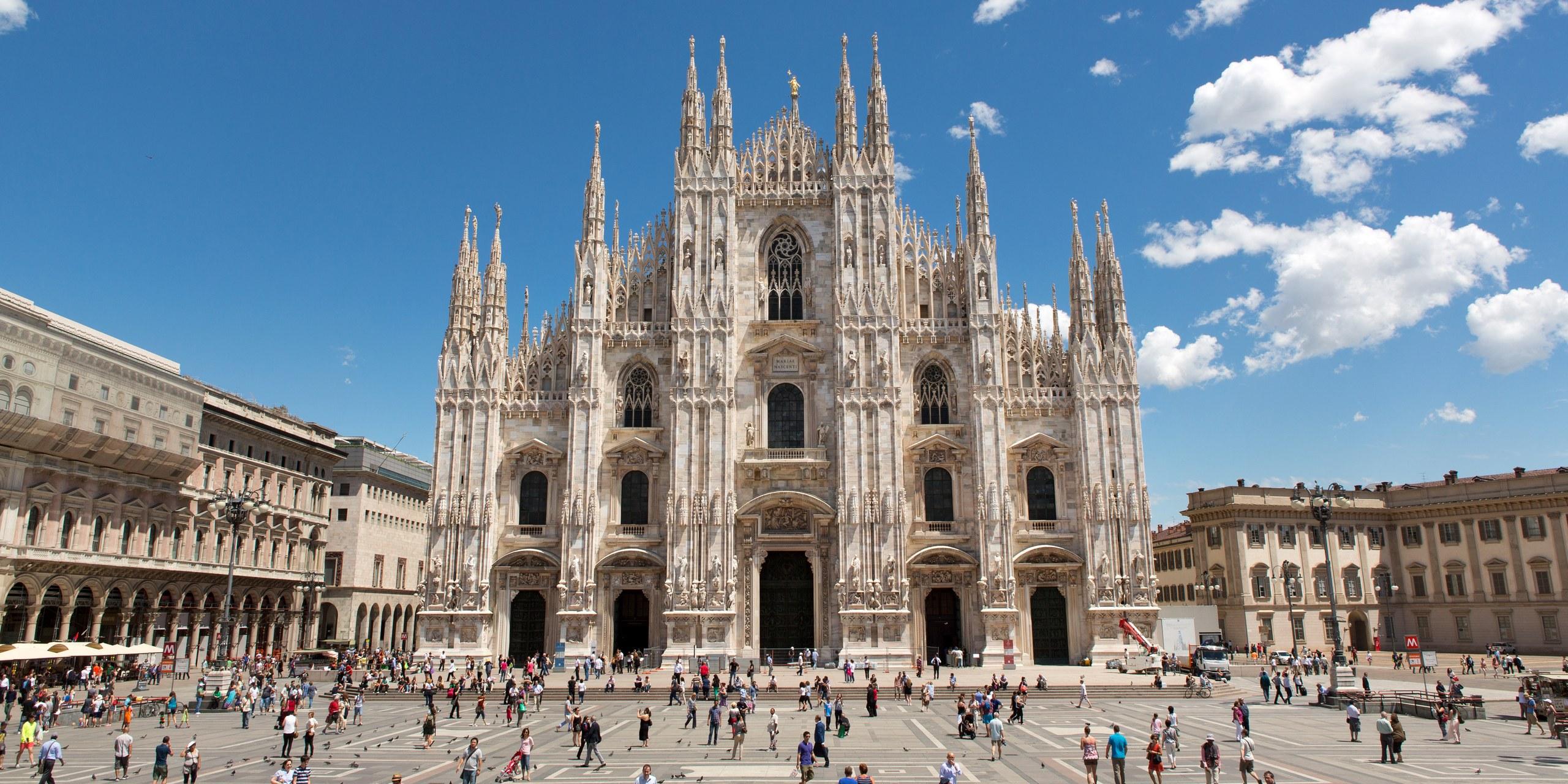 Най-ниски цени: лято в Милано със самолет