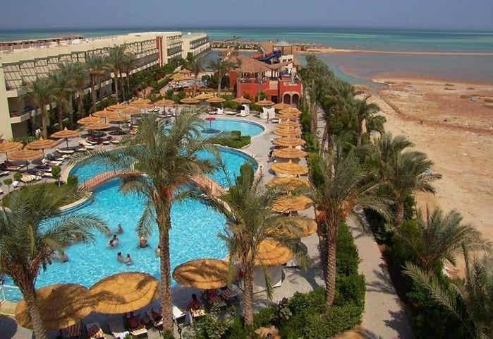 Почивка в Хургада, хотел Bellagio Beach Resort 5*