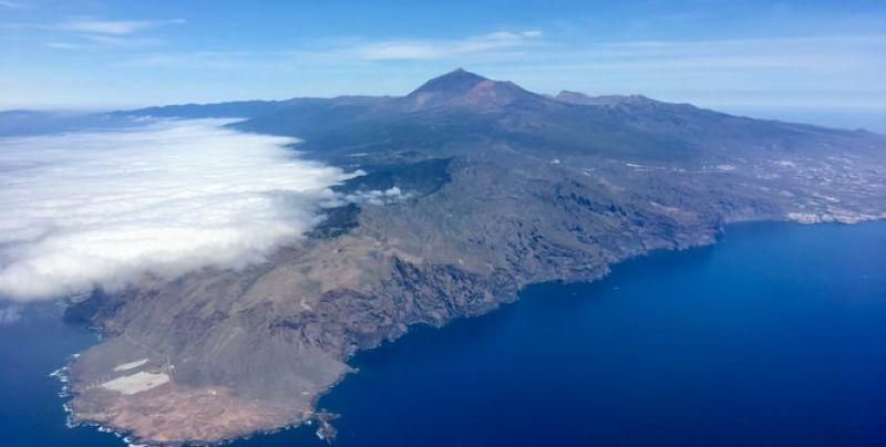 Тенерифе - островът на вечната пролет