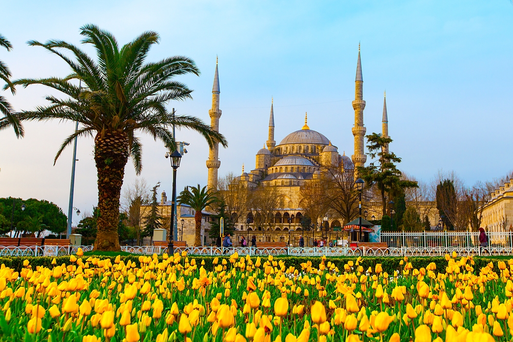 Великден в Истанбул - 30.04.2021г.
