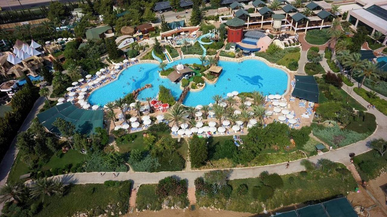 TUI Pegasos Club 4* - Почивка в Анталия  с чартър от София