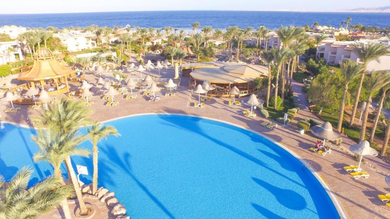 Parrotel Beach Resort - Луксозният курорт Шарм ел-Шейх - 7 нощувки - полет от Варна