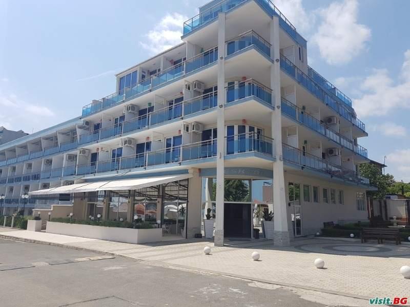 Хотел Ескада Бийч, Ахтопол - Лято 2021