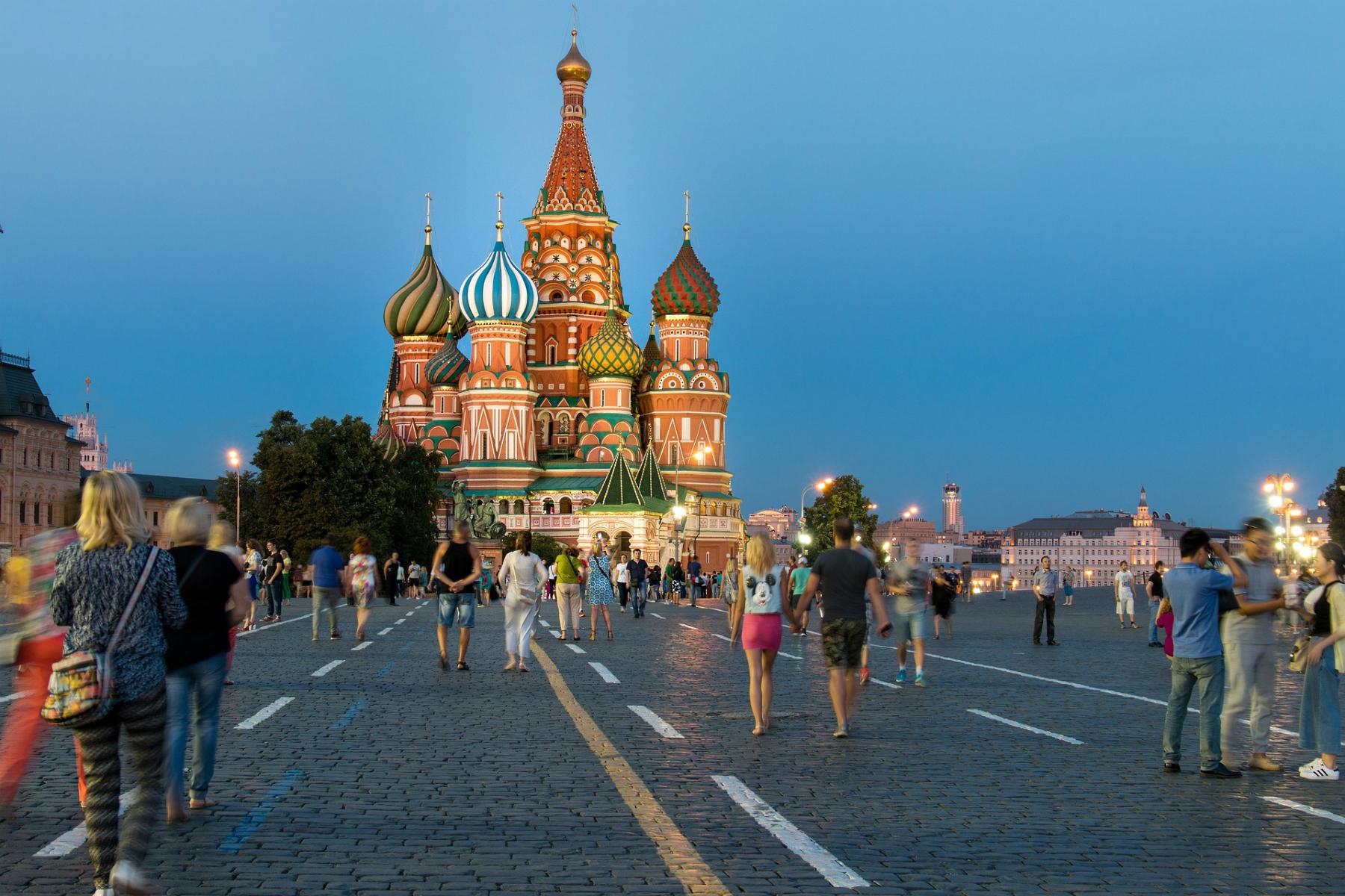 Екскурзия до Санкт Петербург и Москва