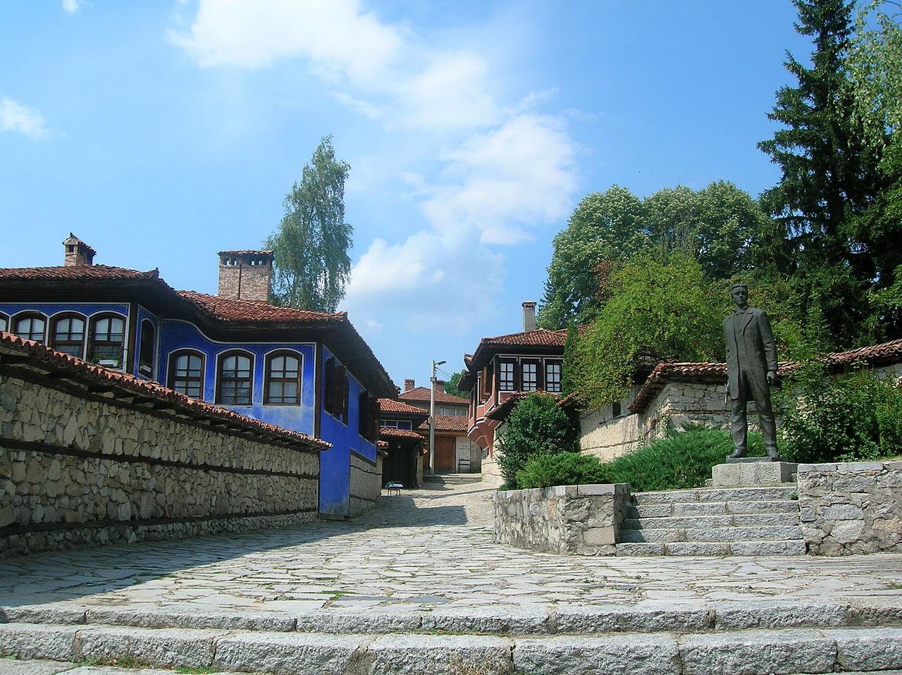 Село Чавдар и Копривщица - в полите на Средногорието: еднодневна
