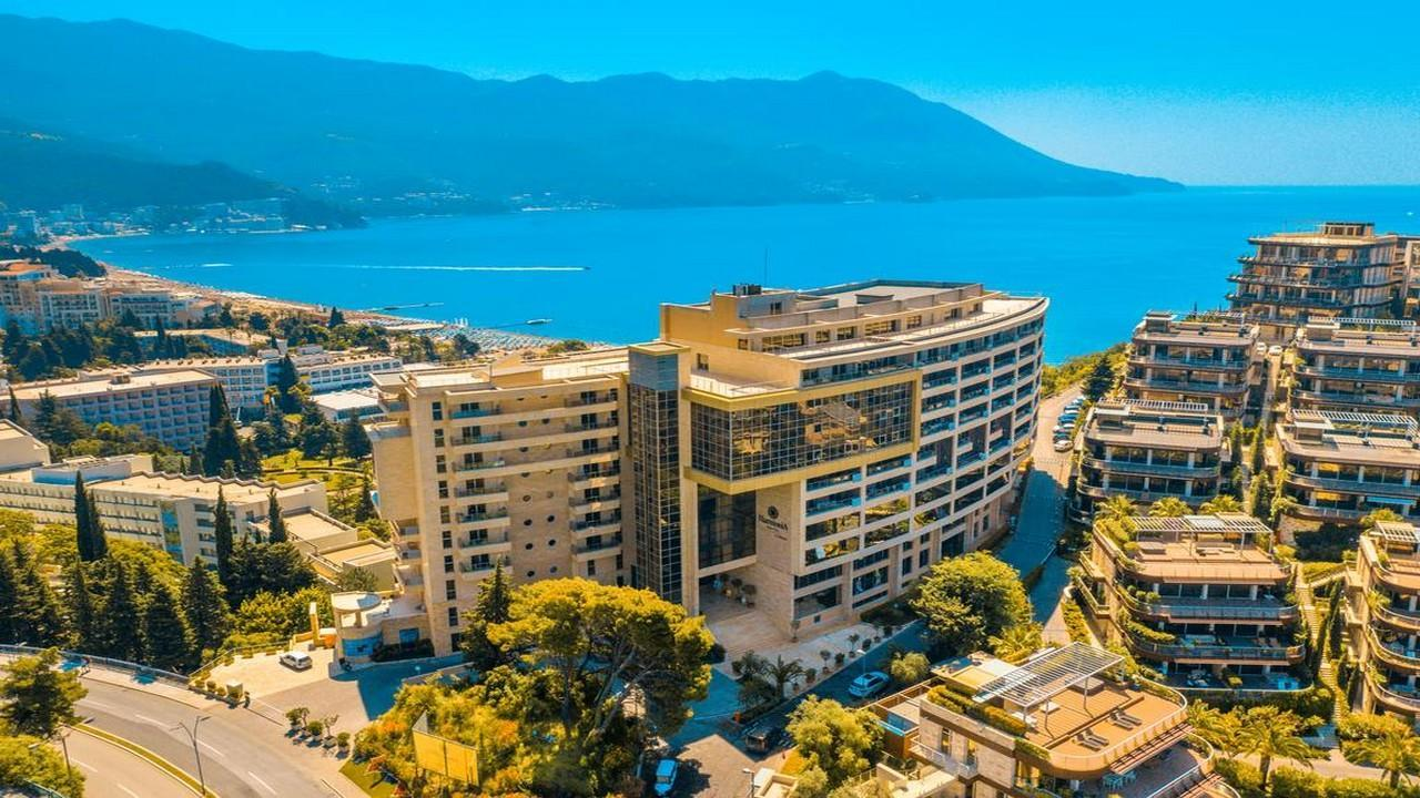 Harmonia Hotel by Duckley - Почивка в Черна гора с чартър от София