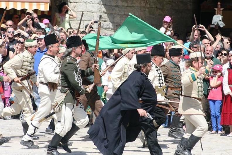Копривщица - 145 години от Априлското въстание - еднодневна!