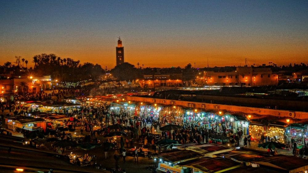 Мароко - от Имперските столици до загадките в Сахара - 01.05.2021 г.