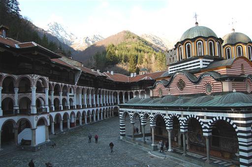 Рилски манастир и Благоевград - еднодневна екскурзия с автобус!