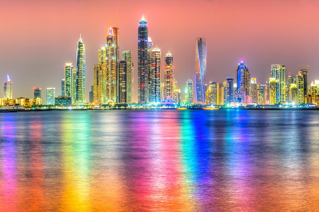 Нова година в Дубай -  от София и Варна - включен PCR тест