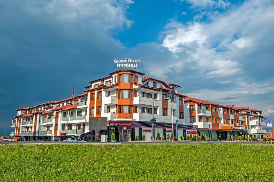 Почивка в Банско - Гранд хотел Банско 4* - собствен транспорт