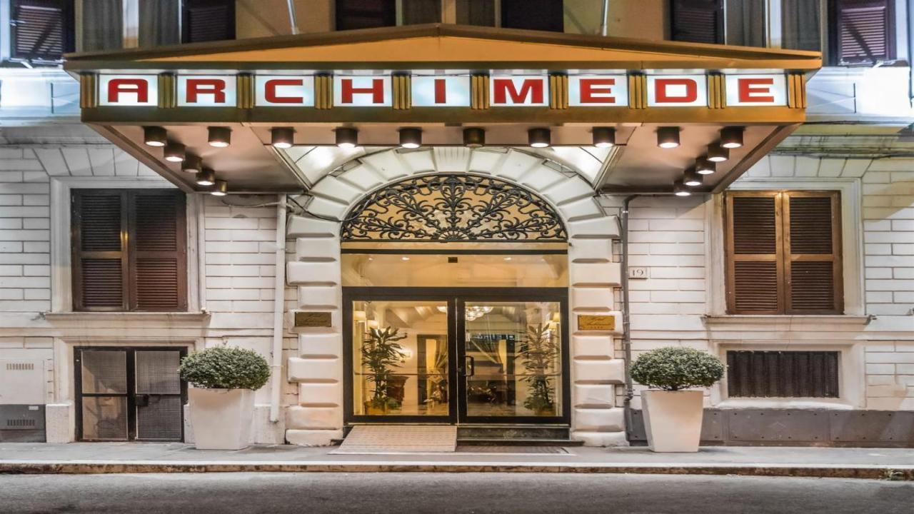 Archimede - Предколеден Рим - Вечният град