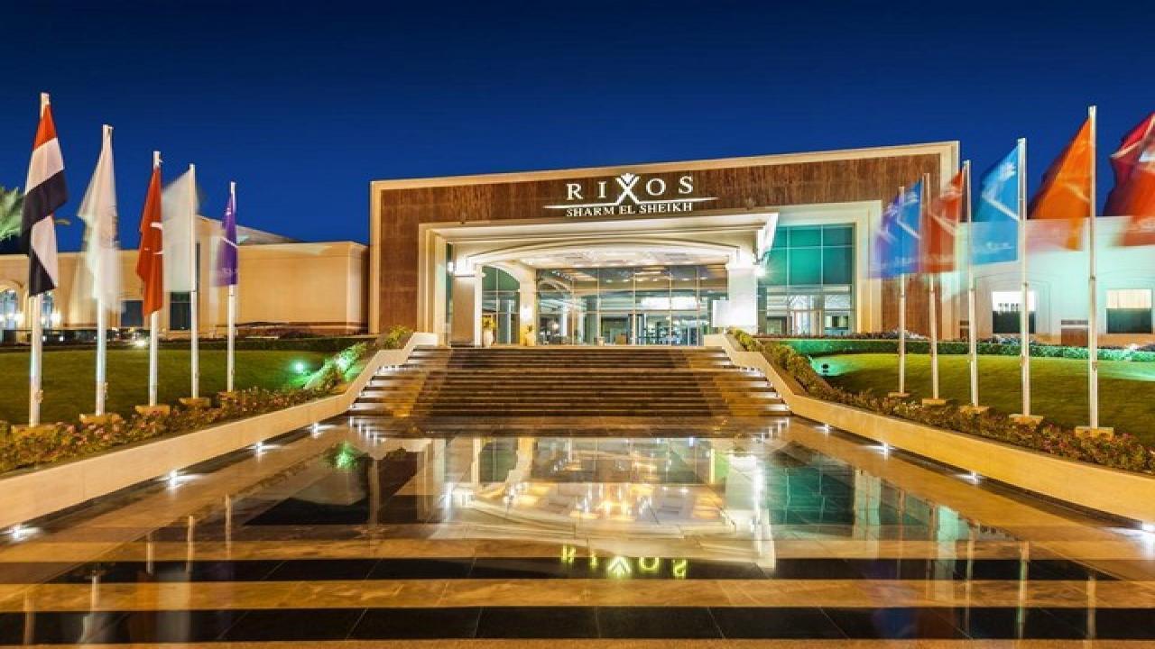 Rixos Sharm El Sheikh - Луксозният курорт Шарм ел-Шейх - 7 нощувки - полет от Варна