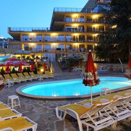 Морска почивка в хотел Градина 3*, Златни Пясъци