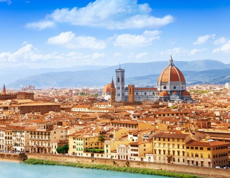 Италия - Тосканските красавици и Чинкуе Тере - самолет