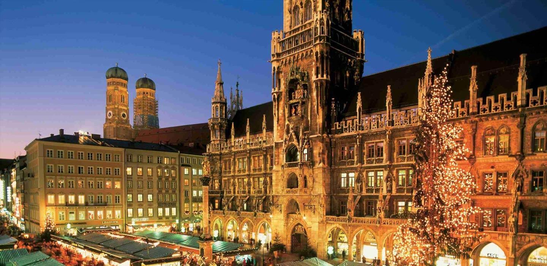 ПРЕДКОЛЕДНА ЕКСКУРЗИЯ : ЗАЛЦБУРГ – МЮНХЕН – НЮРНБЕРГ