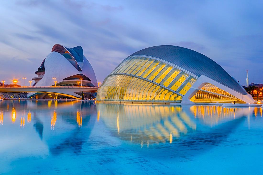 Лято във Валенсия, 3 нощувки със самолет