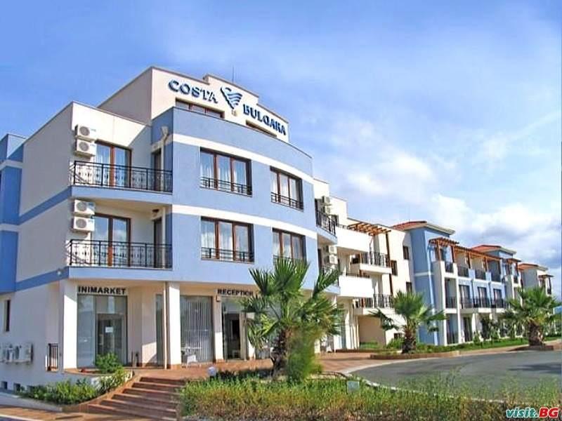 Хотел Коста Булгара 3*, Черноморец