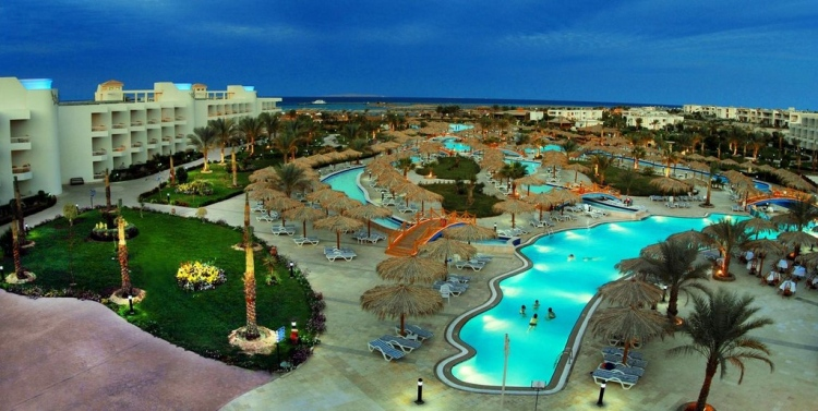 Hurghada Long Beach Resort 4* - 7 нощувки в ПЕРЛИТЕ НА ЕГИПЕТ – Кайро и Хургада с чартърен полет от Варна