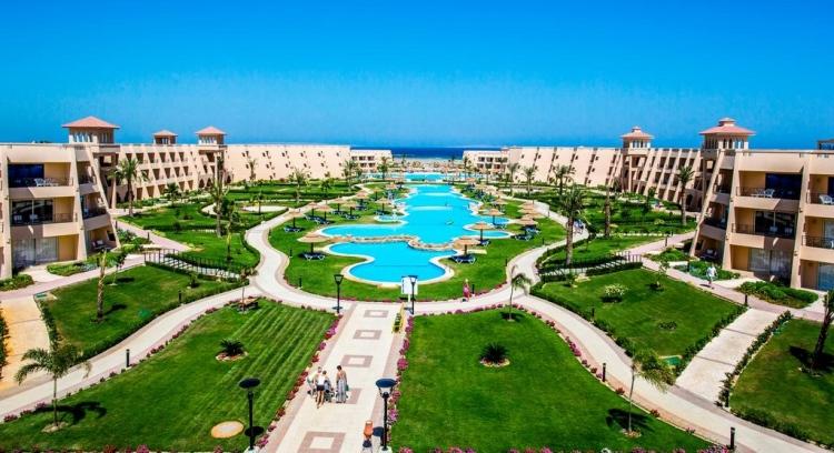 Jasmine Palace Resort 5* - 7 дни All Inclusive почивка за Коледа и Нова в Хургада, Египет - чартър от София