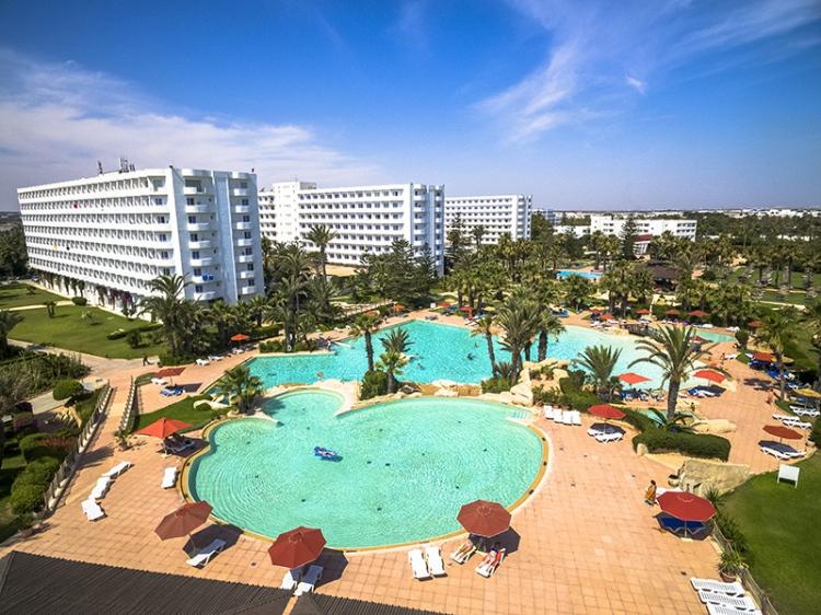 Sahara Beach Aqua Park 3* - Почивки в Тунис - 7 нощувки и чартърен полет от София