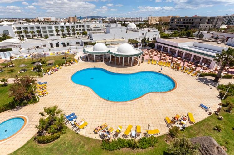 Zodiac 3* - Почивки в Тунис - 7 нощувки и чартърен полет от София