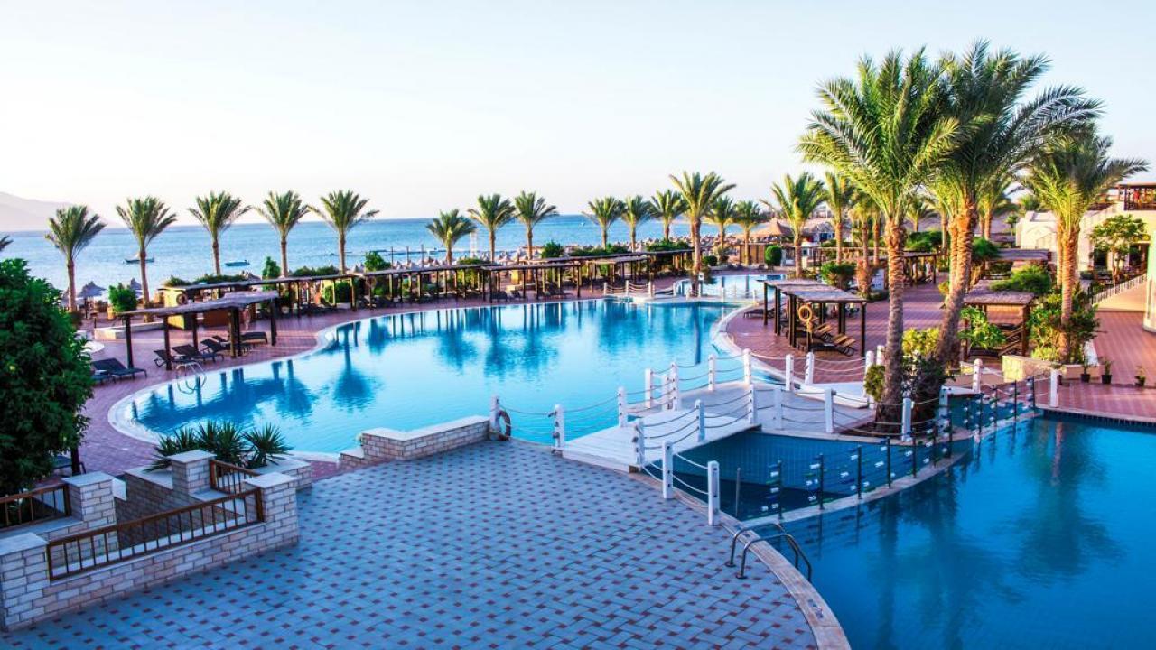 Jaz Mirabel Beach - Луксозният курорт Шарм ел-Шейх - 7 нощувки - полет от София