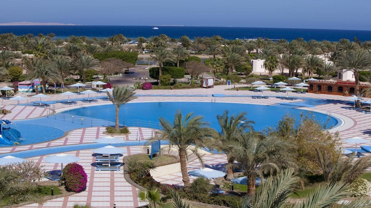 Pharaoh Azur Resort 5* - Египет - All Inclusive почивка в Хургада с полет от Варна