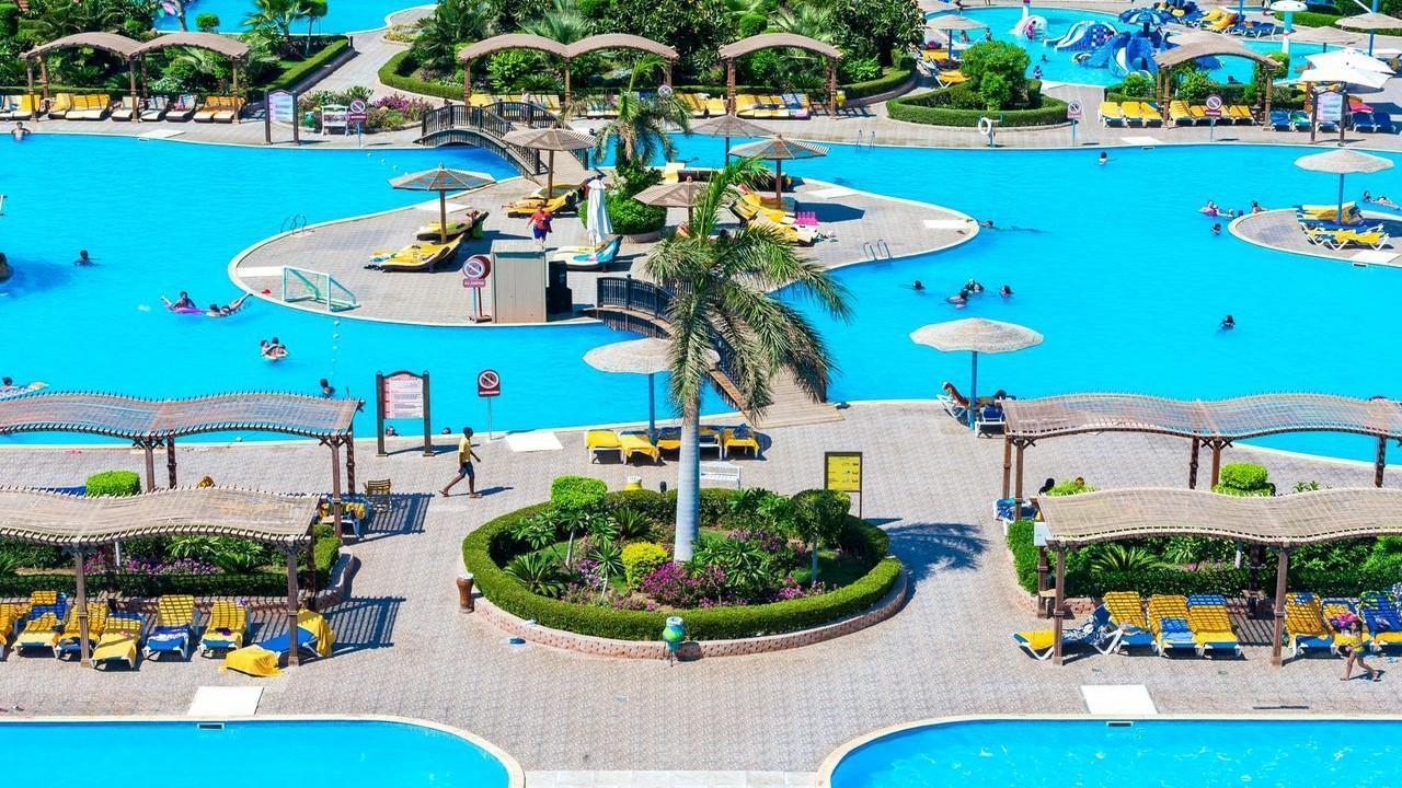 Caesar Palace Hotel Aqua Park 5* - ПЕРЛИТЕ НА ЕГИПЕТ - Кайро и Хургада - полет от София до Хургада 2021 г.