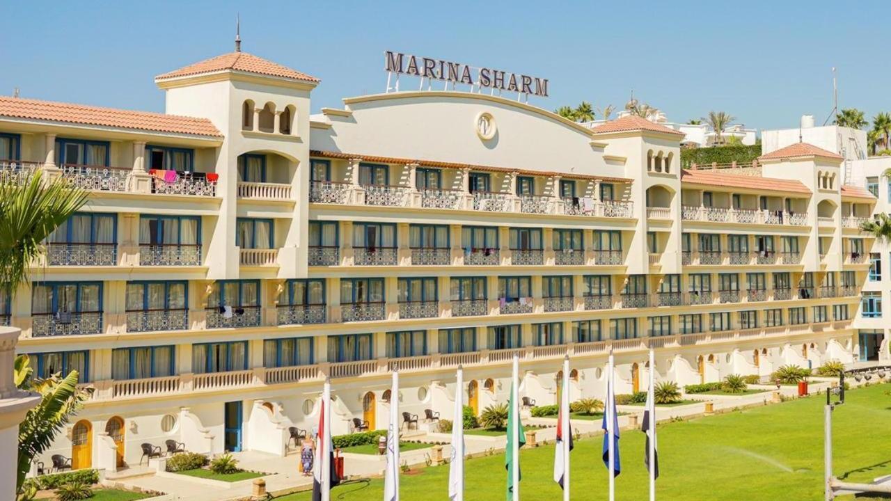 Marina Sharm Resort - Луксозният курорт Шарм ел-Шейх - 7 нощувки - полет от Варна