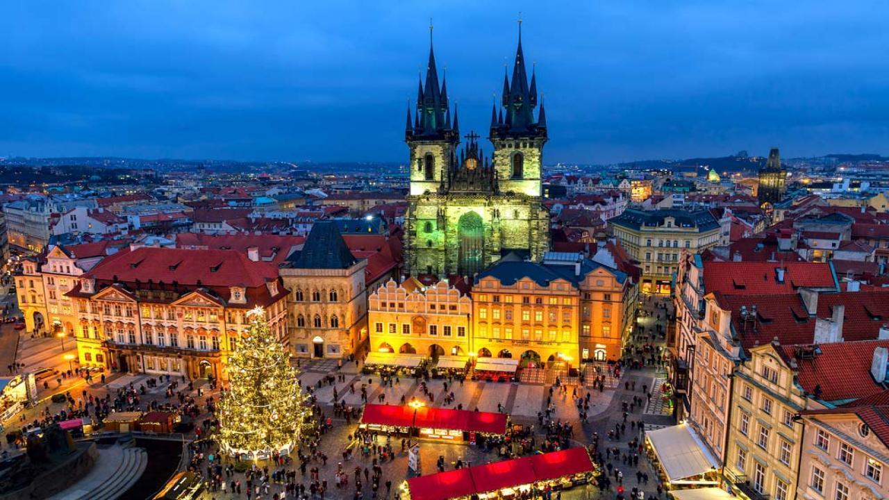 Нова година в Прага - Novotel Praha Wenceslas Square 4*
