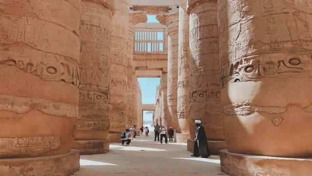 Египет от А до Я - полет от Варна и кацане в Хургадa