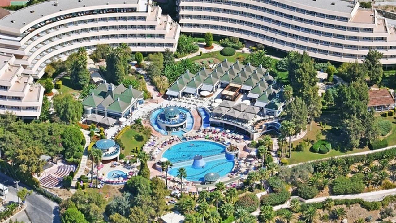 GRAND BLUESKY HOTEL - Почивка в Кушадасъ с полет от Варна