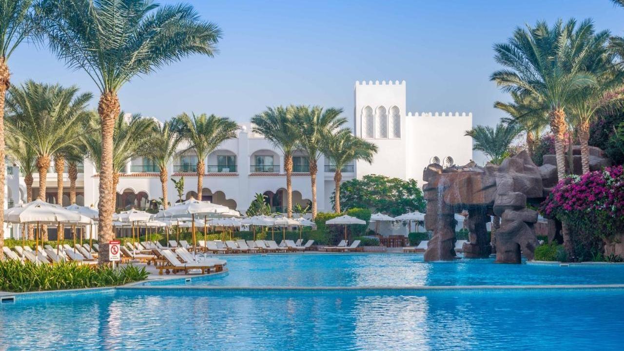 Baron Palms Sharm El Sheikh - Луксозният курорт Шарм ел-Шейх - 7 нощувки - полет от Варна