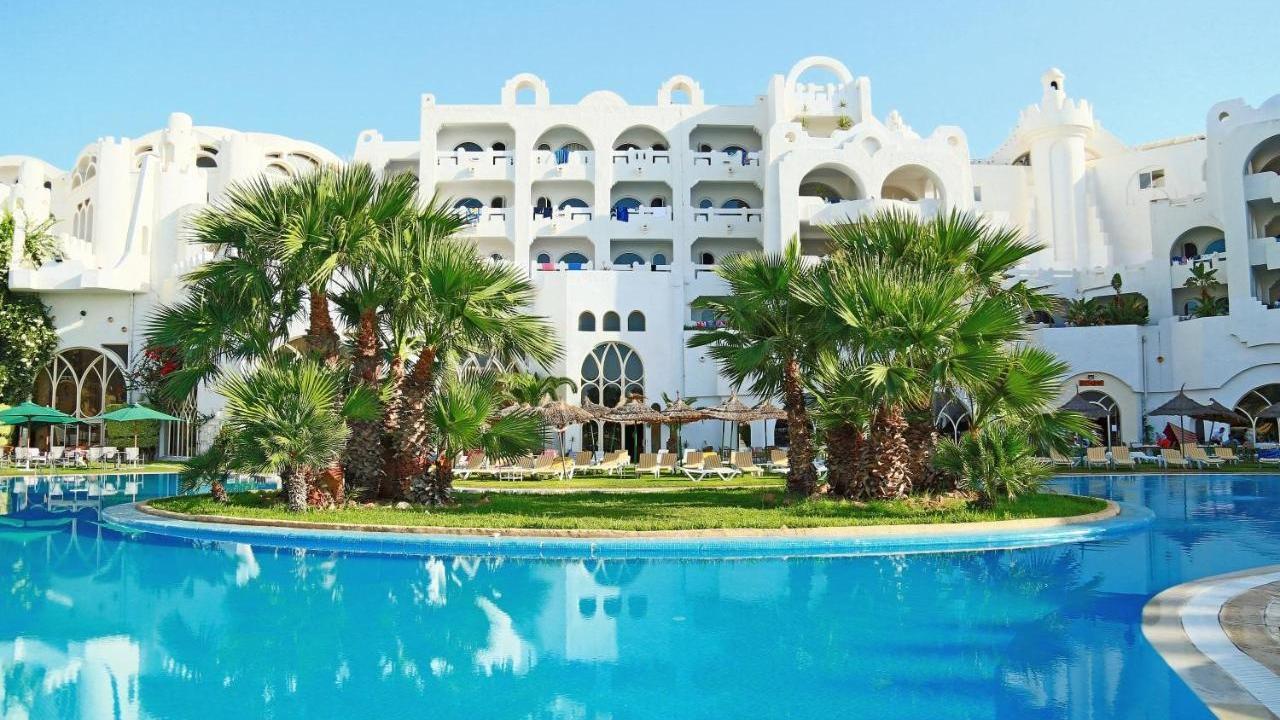 Lella Baya Thalasso 4* - Почивка в Тунис (полет от София)