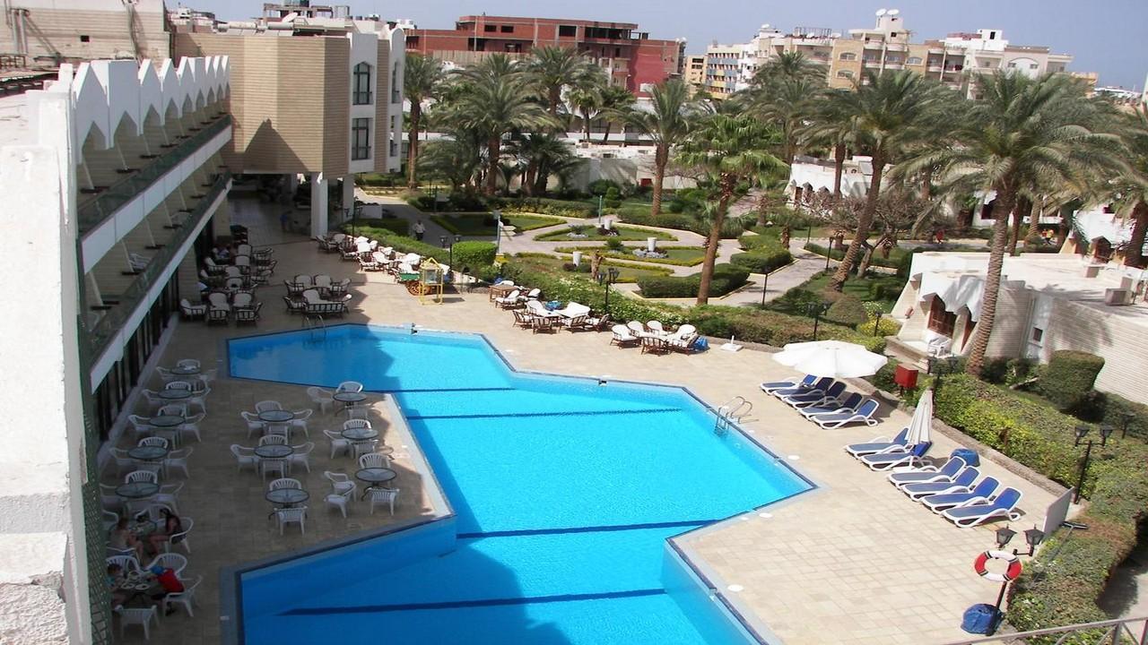 Regina Swiss Inn 4* 4* - Египет - All Inclusive почивка в Хургада 2021 г.