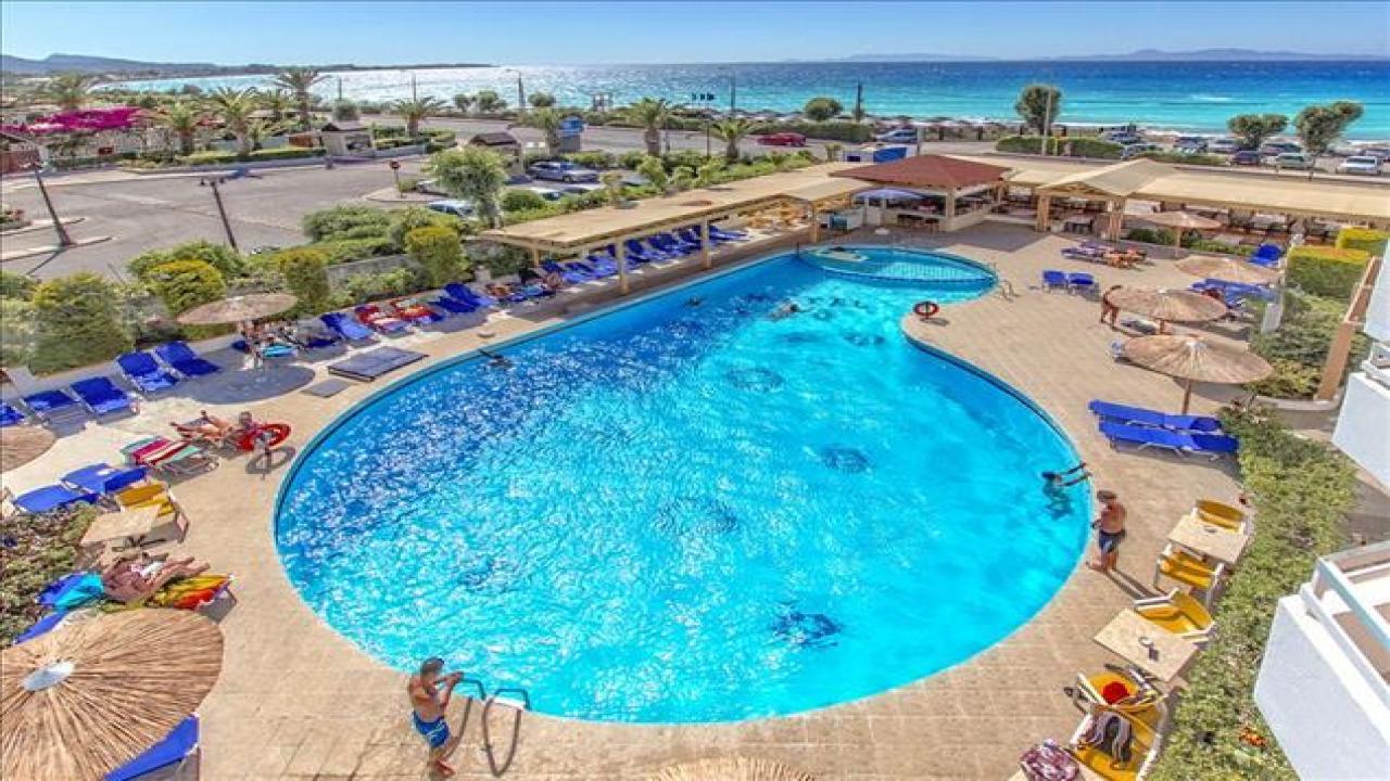 Lito Hotel - Почивка на о-в Родос
