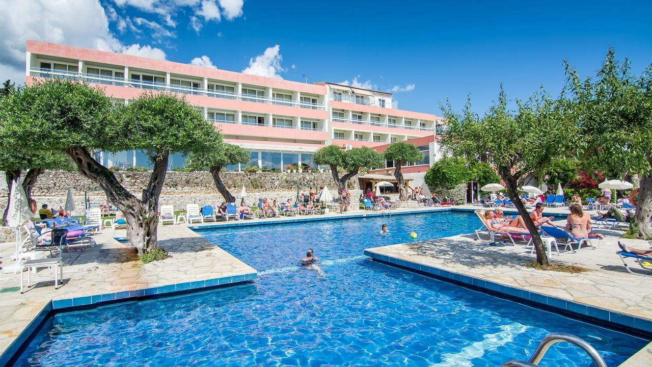 Alexandros Hotel 4* - Почивка на о-в Корфу