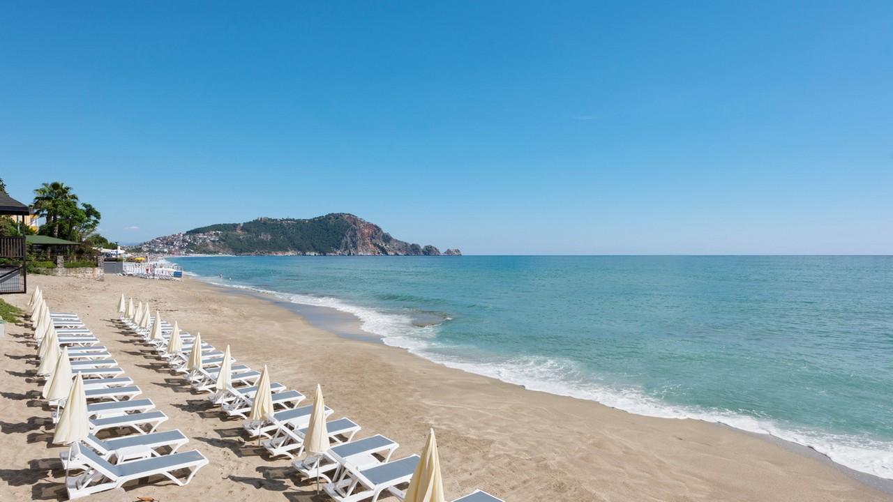 FLORIA BEACH HOTEL - Почивка в Анталия - полет от Варна