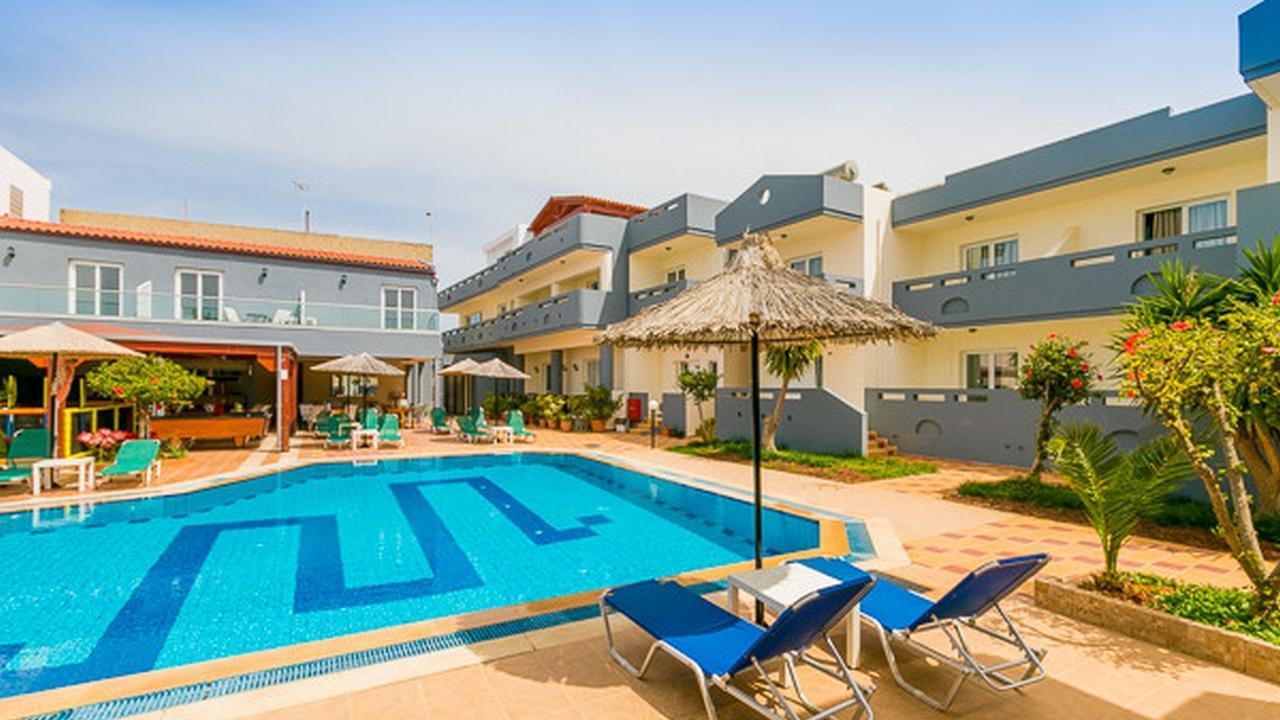 Anthoula Village Hotel 4*- О-в Крит
